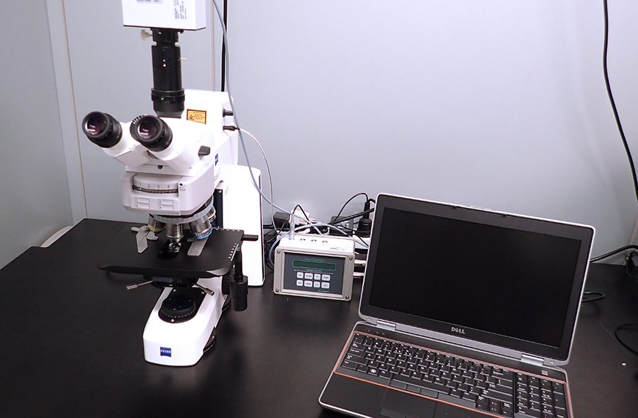 Microscope Carl Zeiss Axio Scop A1